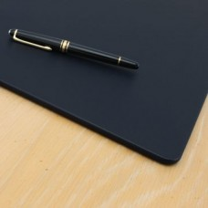 Navy Blue Leatherette 17″ x 14″ Conference Table Pad