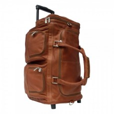 Duffel With Pockets On Wheels
