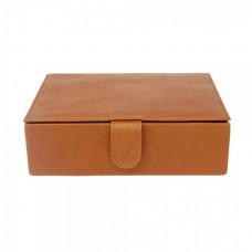 Large Leather Gift Box