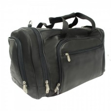 Multi-Compartment Duffel Bag
