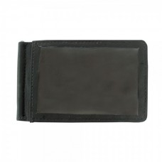 Bi-Fold Money Clip W/Id Window