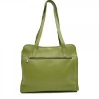 Vertical Belted Business Tote