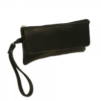 Flap-Over Wristlet