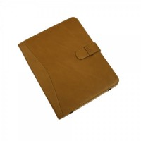 Ipad Case W/ Tab Closure