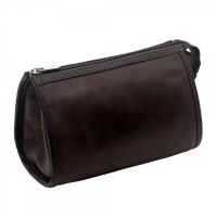 Vintage Tear-Drop Cosmetic Bag