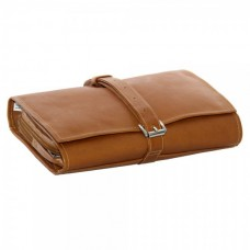 Tri-fold Buckle Toiletry Kit