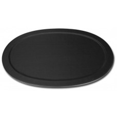 Classic Black Leather Serving Tray