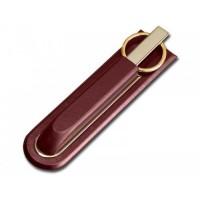 Burgundy 24Kt Gold Tooled Library Set