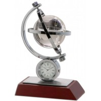 Global II Desk Clock