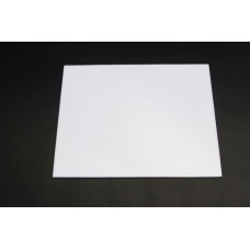 Dacasso Colors Faux Leather 17″ x 14″ Table Mat – Daisy White